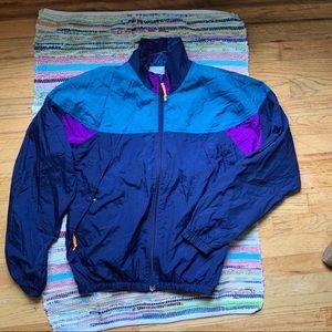 """Vintage """"in sport"""" Windbreaker Jacket Coat"""